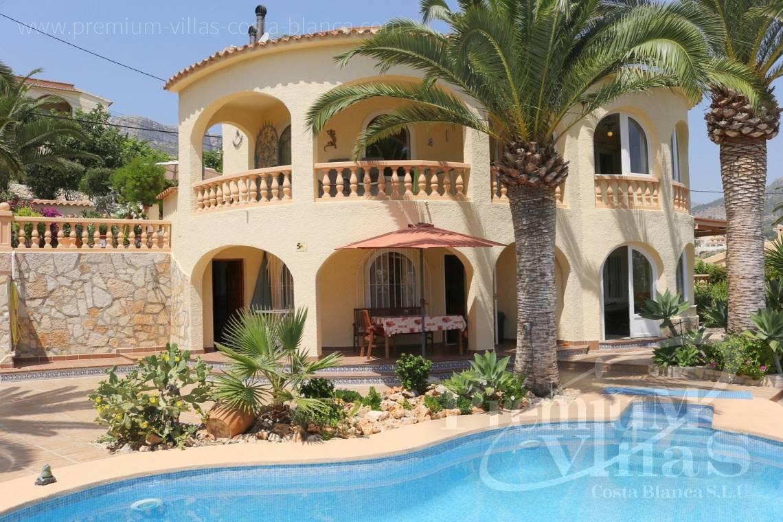 Villa with guest apartment in Calpe Costa Blanca - C2069 - Lovely villa near the sea in Calpe 21