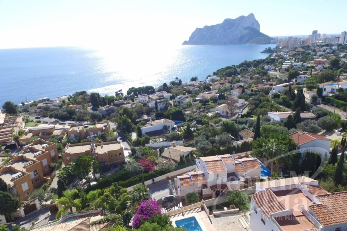 - C2175 - Charming villa in Calpe 500m from the beach, with wonderful sea views 18