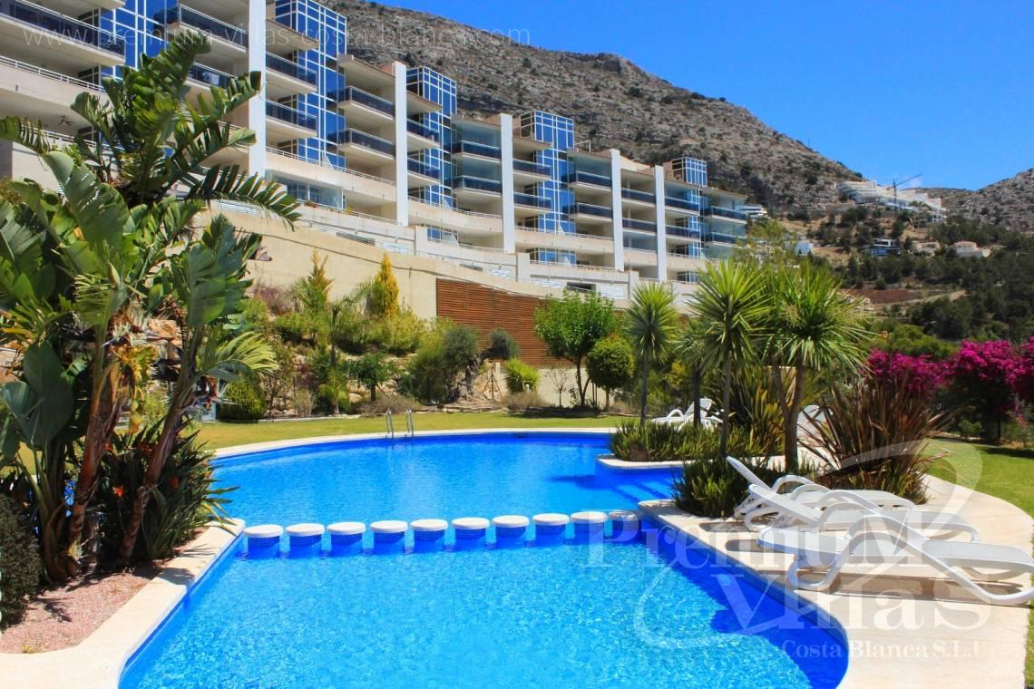buy apartment  Altea Costa Blanca Spain - A0523 - Luxury penthouse in Altea Hills with stunning sea views 5