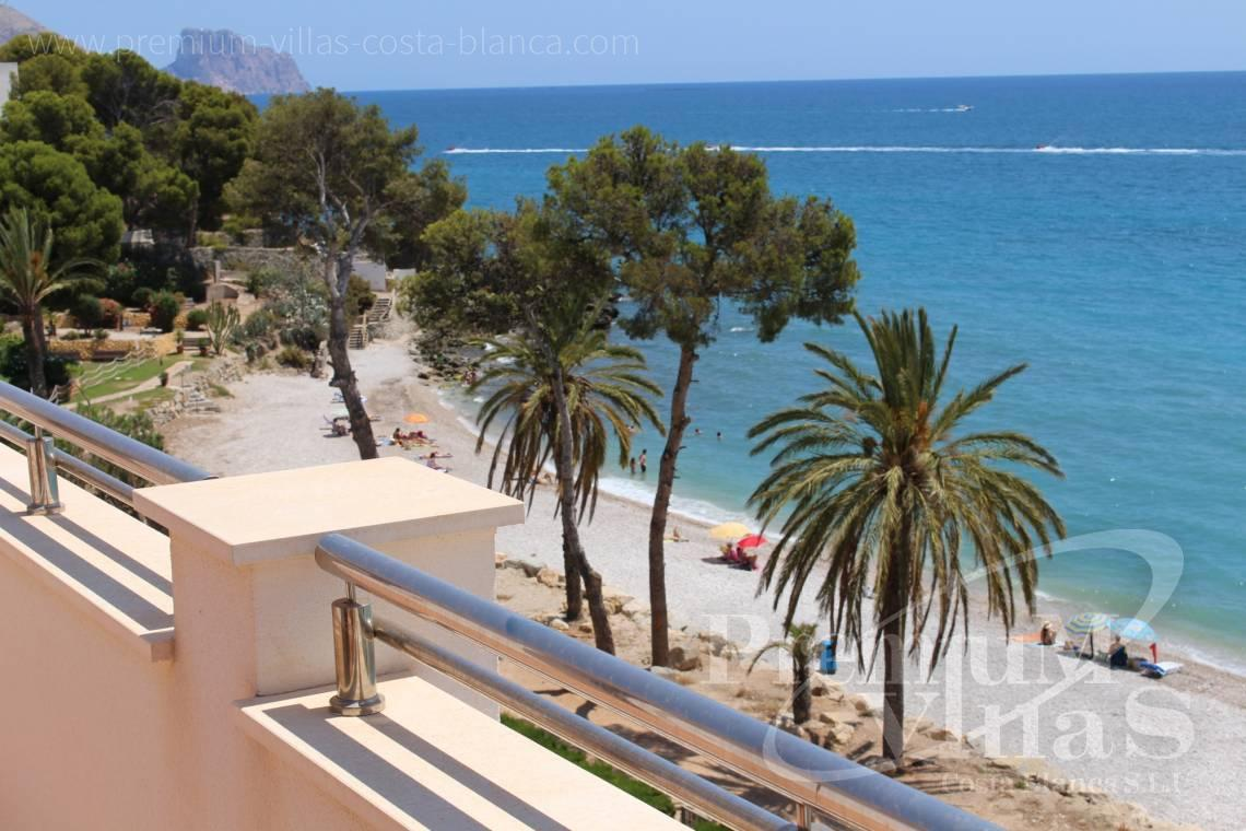 Buy beachfront apartment in Cap Negret Altea - A0657 - First line apartment in Cap Negret, Altea 9
