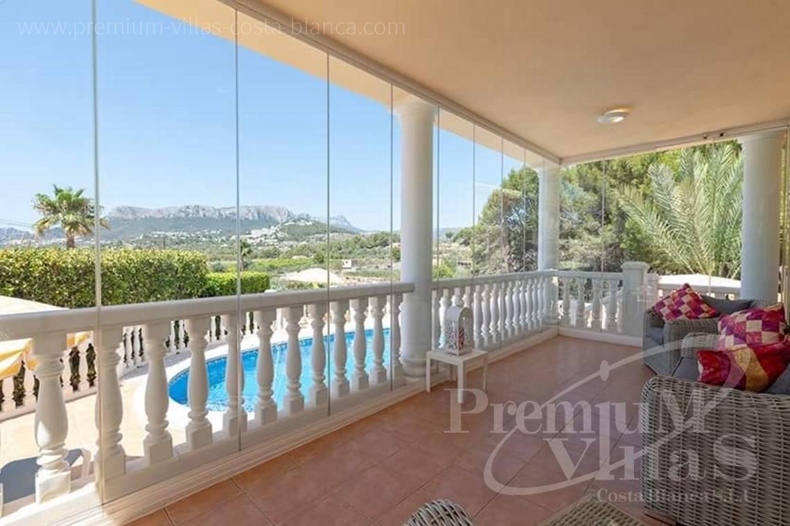 House in urbanization Cometa III Calpe Costa Blanca - C2235 - Beautiful house for sale  5