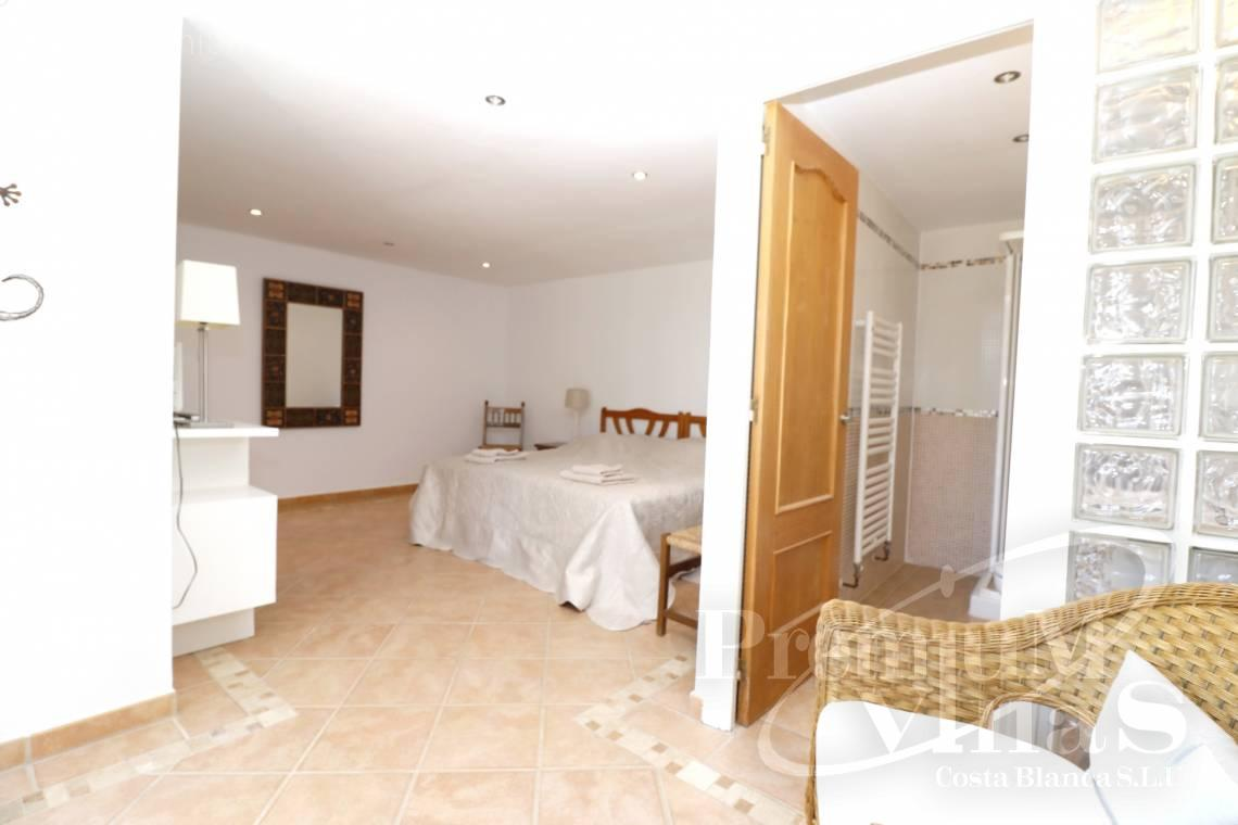 Studio in Mediterranean villa with sea views in Calpe Spain - C2265 - Sea view mediterranean villa 3 bedrooms in Calpe 10