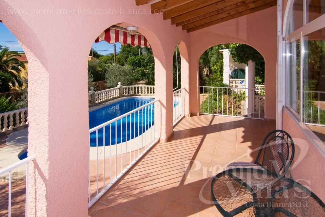 Villa with private pool in the Sierra de Altea Costablanca - C2129 - Privately located villa with sea view and beautiful garden in Altea 26