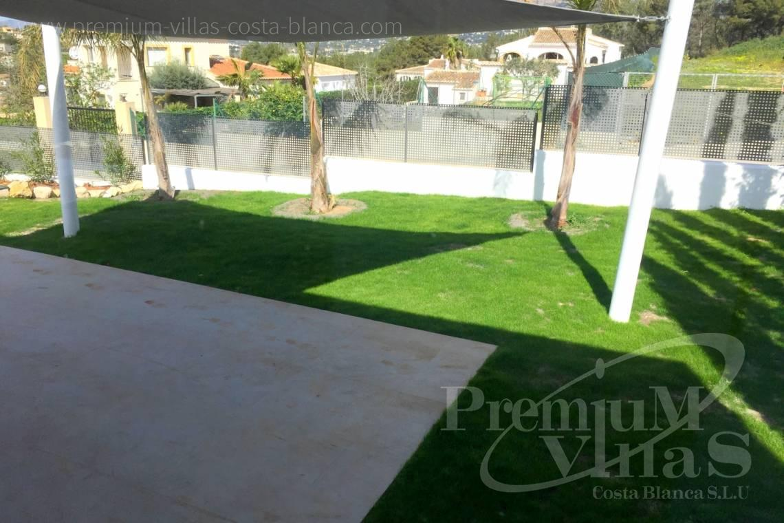 - C2164 - Newly built villa near the Javea Golf Course with spectacular mountain views. 13