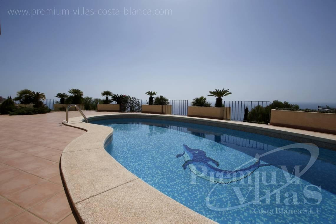 Villas for sale with sea views in Altea - C1962 - Mediterranean villa on a top location in Altea Hills with Tennis court 36