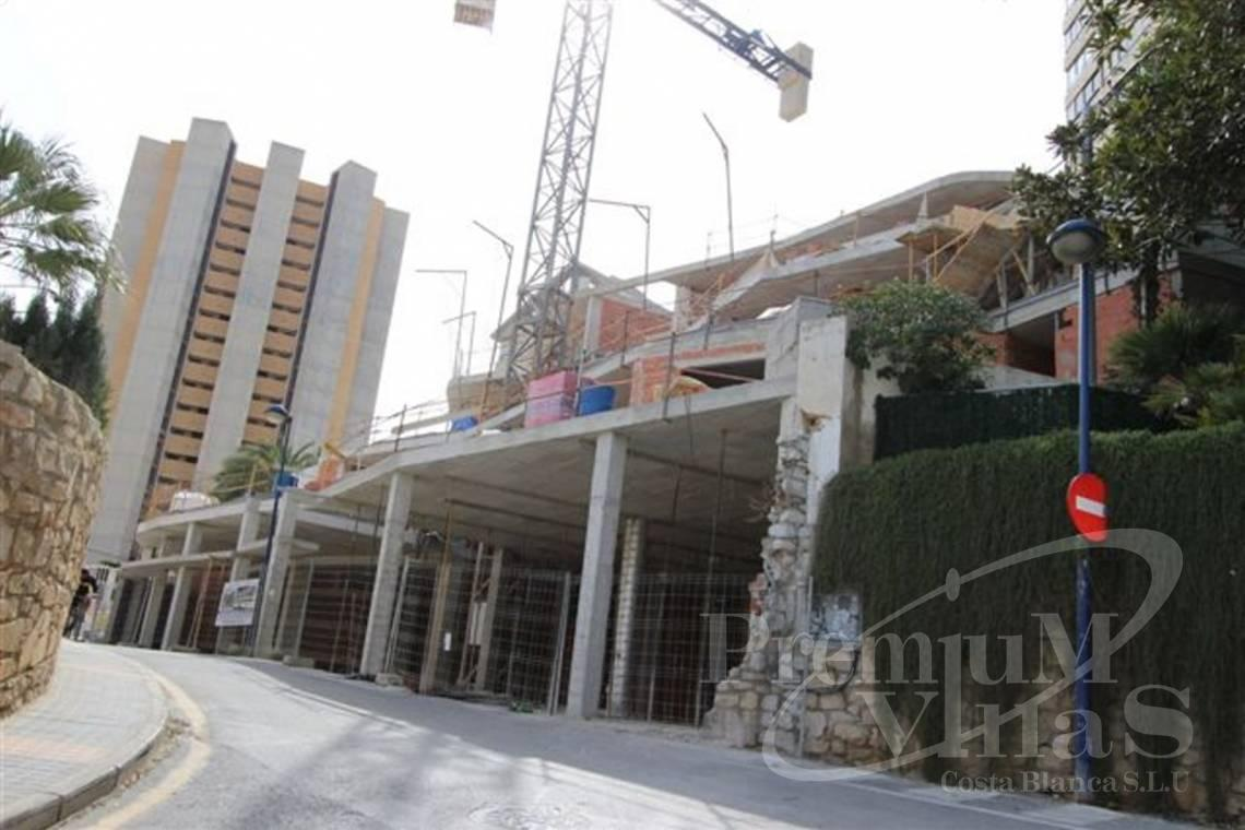 - A0574 - Apartments 30m from the beach with private pool in Benidorm 14
