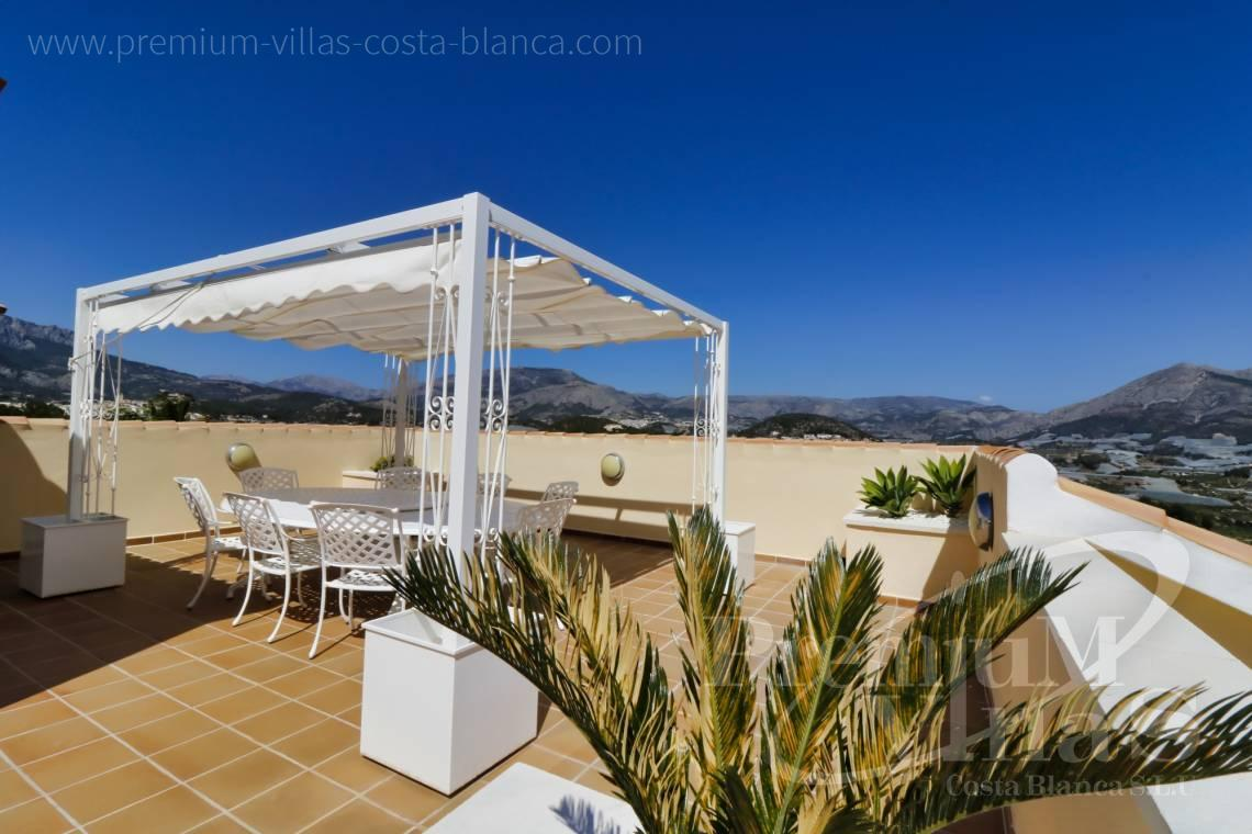 8 bedroom villa for sale in La Nucia Alicante - C2249 - Villa in urbanization El Tossal in La Nucia 3