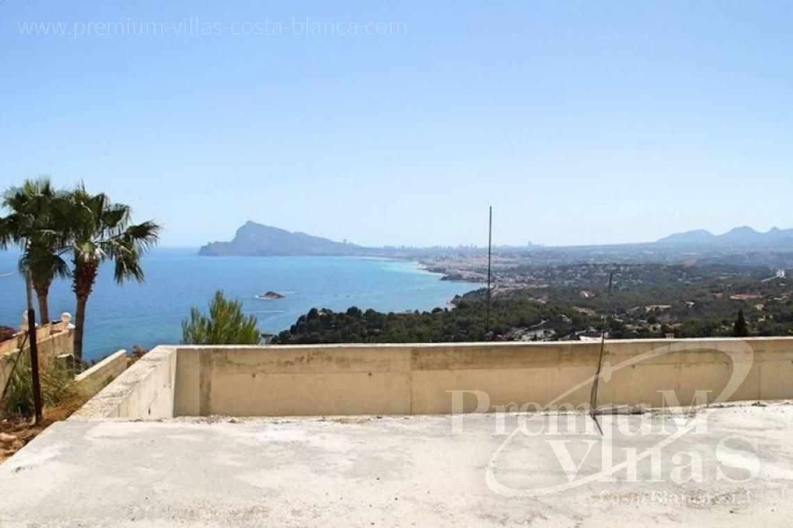 - C1912 - Under constructruction: Modern villa in Altea Hills with great views to the sea! 5