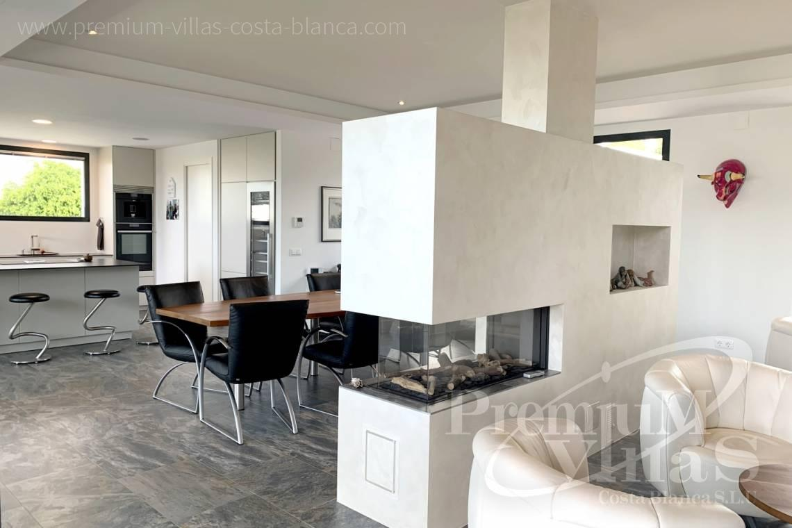 - C2433 - Spacious modern luxury villa in Moraira 13