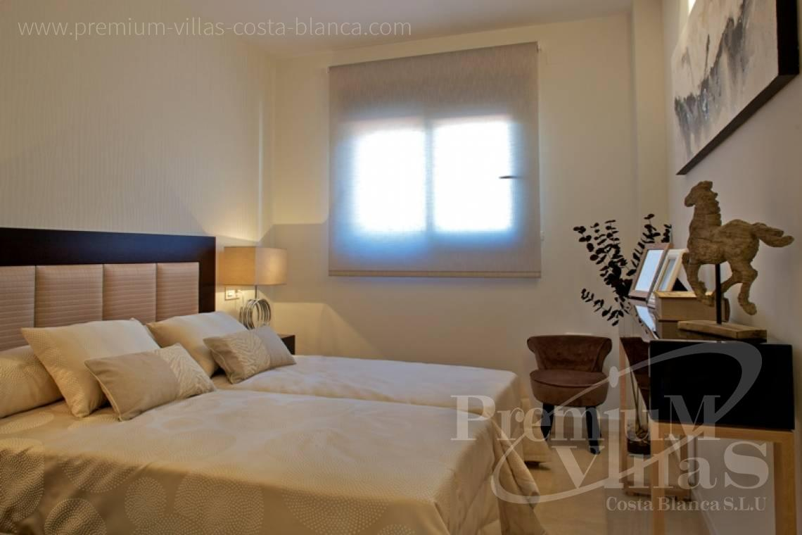 - A0459 - Brand new 2 bedroom apartments in beach front location in Villajoyosa 18
