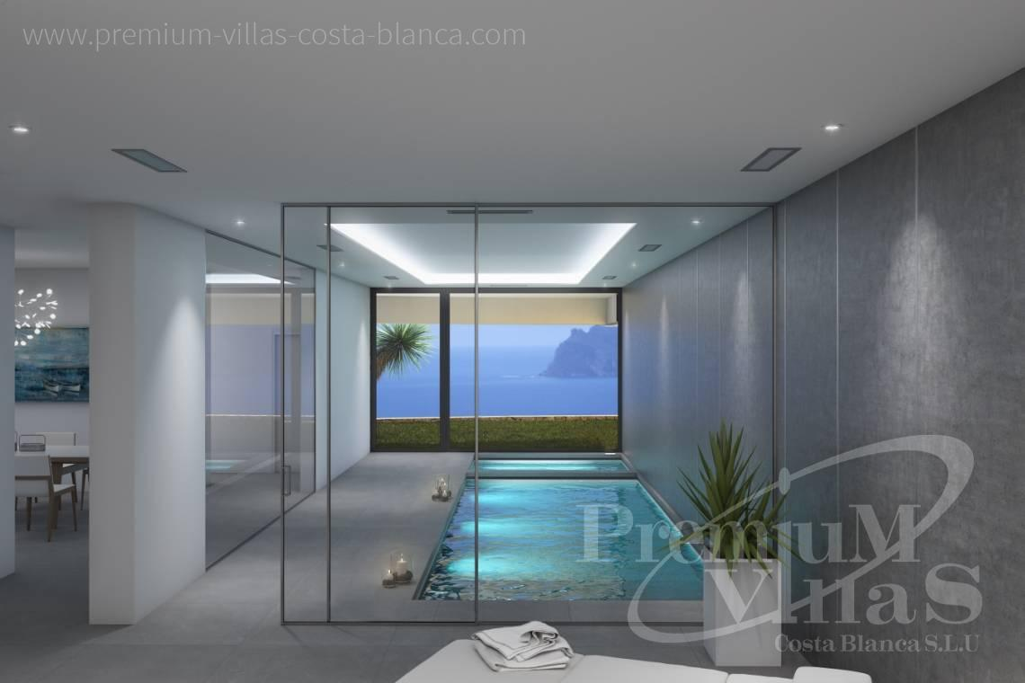 Luxury villa with heated pool in Mascarat Altea - C1852 - Luxury villa with amazing sea views 9