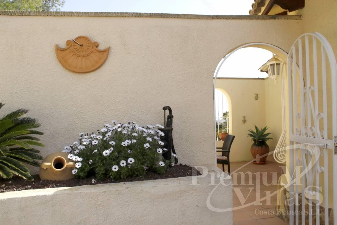 - C2153 - Villa in Calpe with guest apartment and wonderful views 27