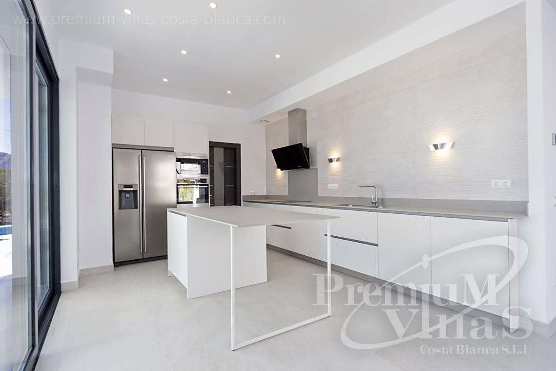 - C2374 - Luxury villa with sea views in Les Bassetes, Calpe 11