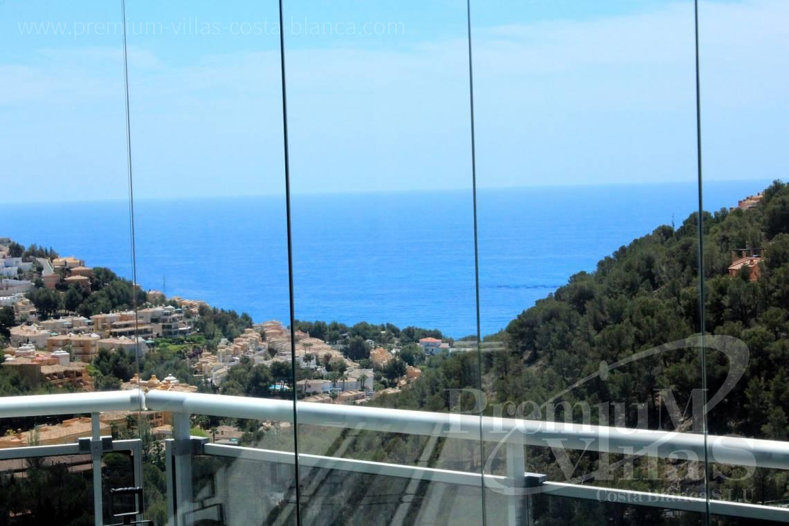 buy apartment  Altea Costa Blanca Spain - A0523 - Luxury penthouse in Altea Hills with stunning sea views 1