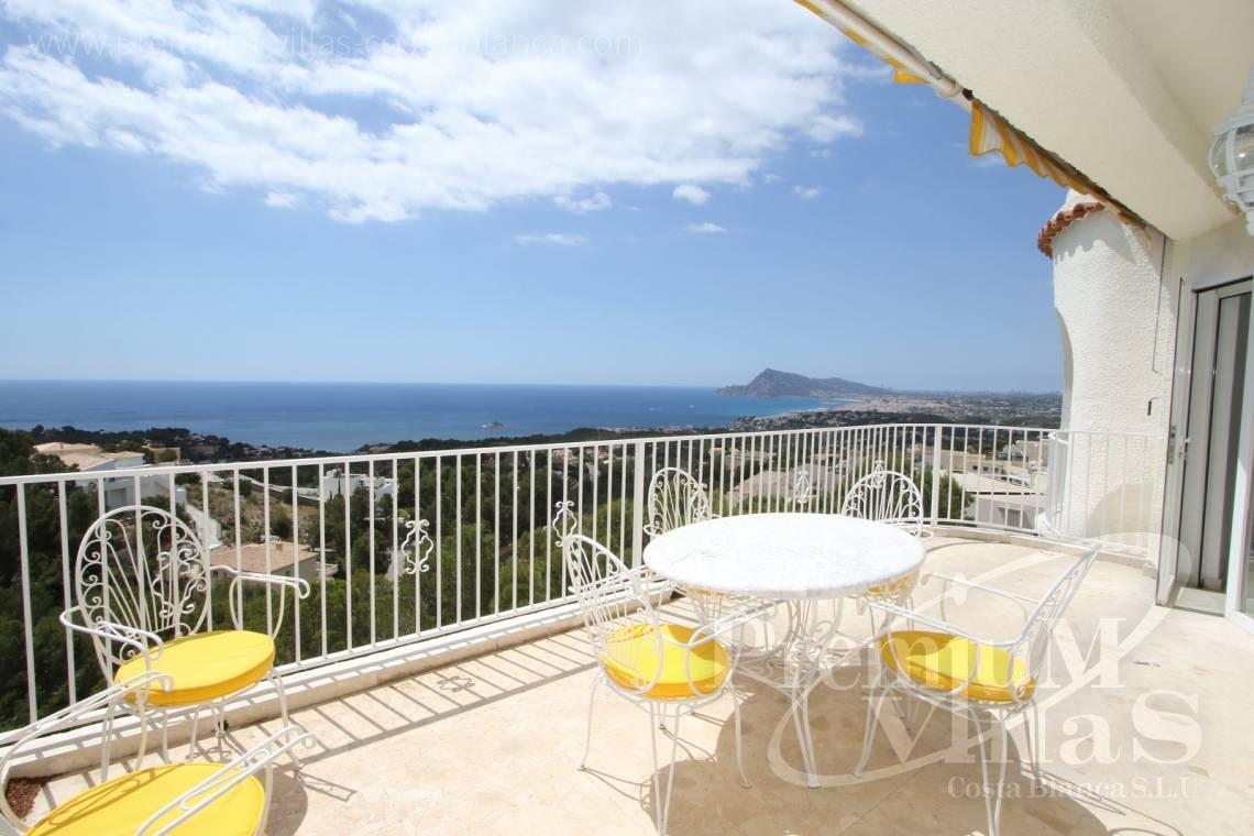 Altea Hills - C2055 - Villa with stunning sea views 32