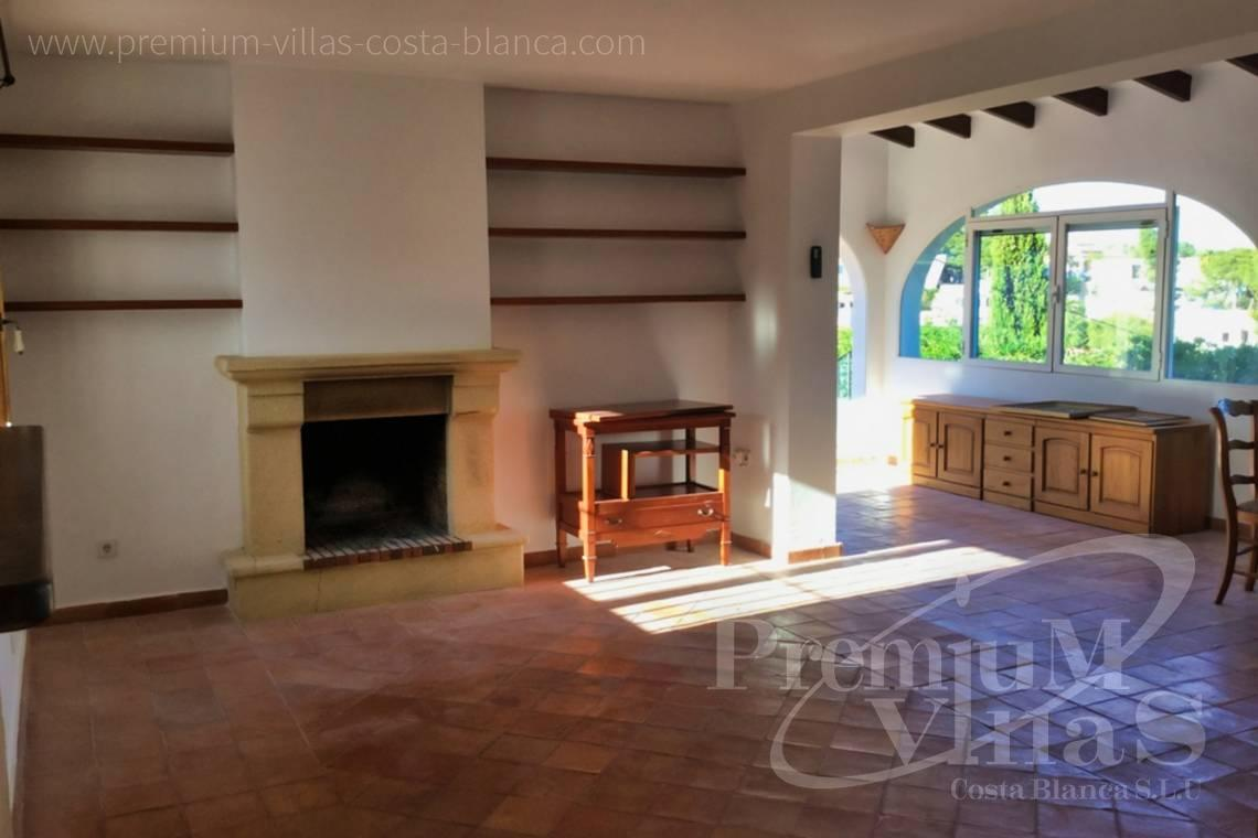 - CC2307 - Mediterranean house with sea views in Benissa Costa 6