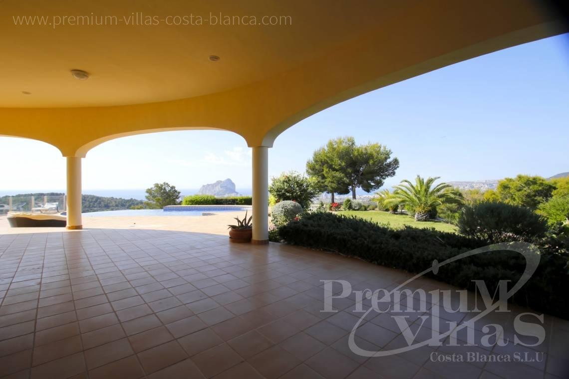 - C2174 - Luxury mansion on 3 levels with elevator and sea views in Calpe 22