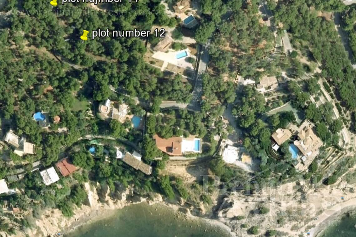 Plot for sale in Altea Costablanca - 0177G - Large building plots in a central location and near the sea in Altea 1