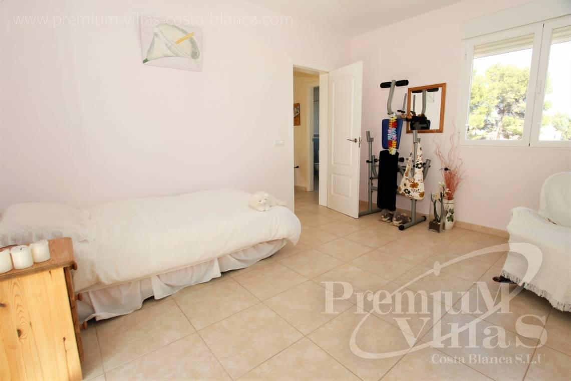 - C2183 - Villa in central urbanization of Calpe close to the beaches and all amenities 21