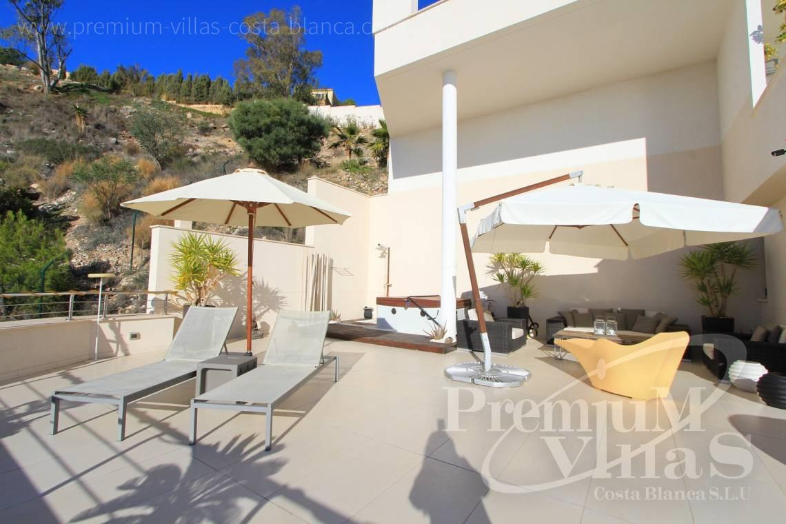 Buy 3 bedrooms apartment in Mare Nostrum Altea - A0434 - Modern apartment in Altea, Costa Blanca 16