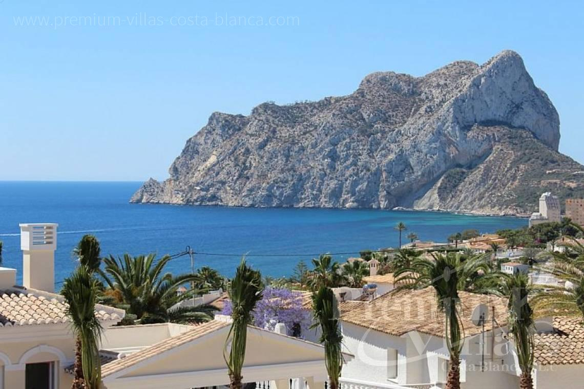 Luxury villa with sea views in Calpe Costablanca - C2119 - Spectacular villa of 6 bedrooms at 200 meters from the sea in Calpe 3