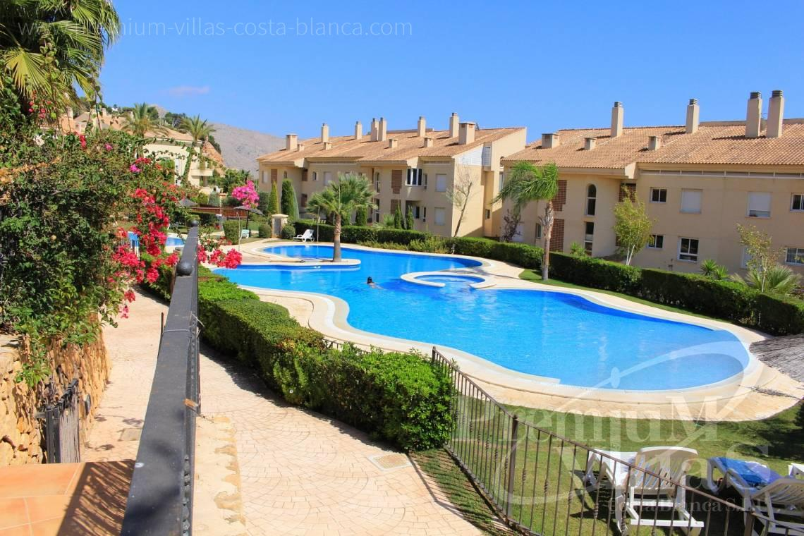 2 bedrooms Apartment for sale in Isla de Altea Costa Blanca - A0399 - Altea, apartment at only 200 m from the beach with sea views 13