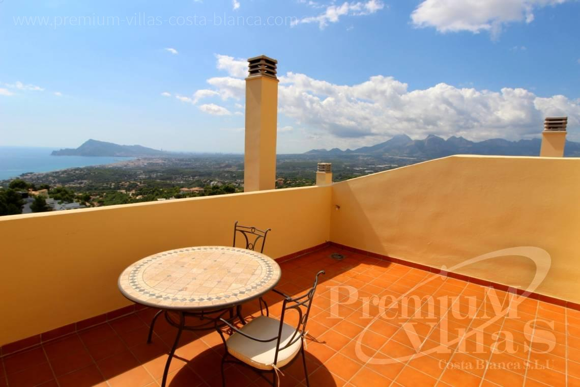 - C2214 - Corner bungalow with panoramic sea and mountain views 14