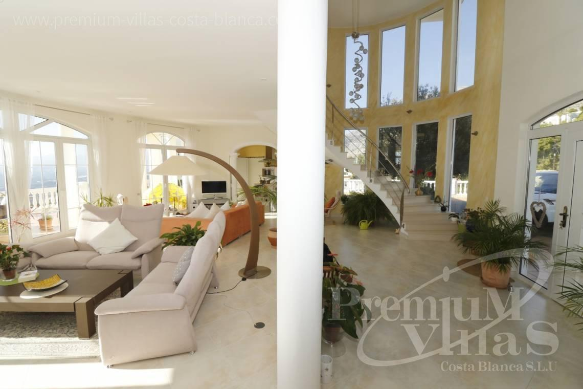 - C2251 - Luxury villa in prime location in Altea 6