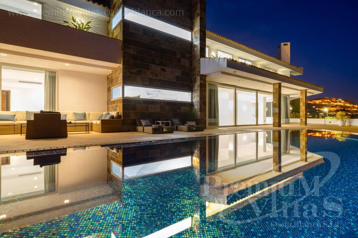 8 bedroom luxury villa for sale in Altea - C2316 - Modern luxury villa with sea views in Altea 5