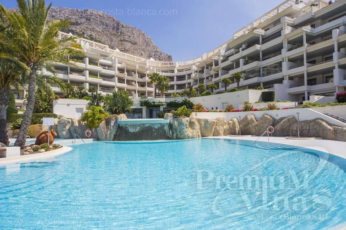 - AC0230 - Luxury resort in Altea at the Costa Blanca infront the beach 2