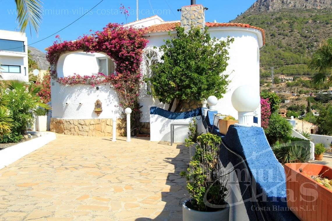 Villa with 3 bedrooms in Calpe Spain - C1986 - Villa in Calpe with guest apartment and sea views 25
