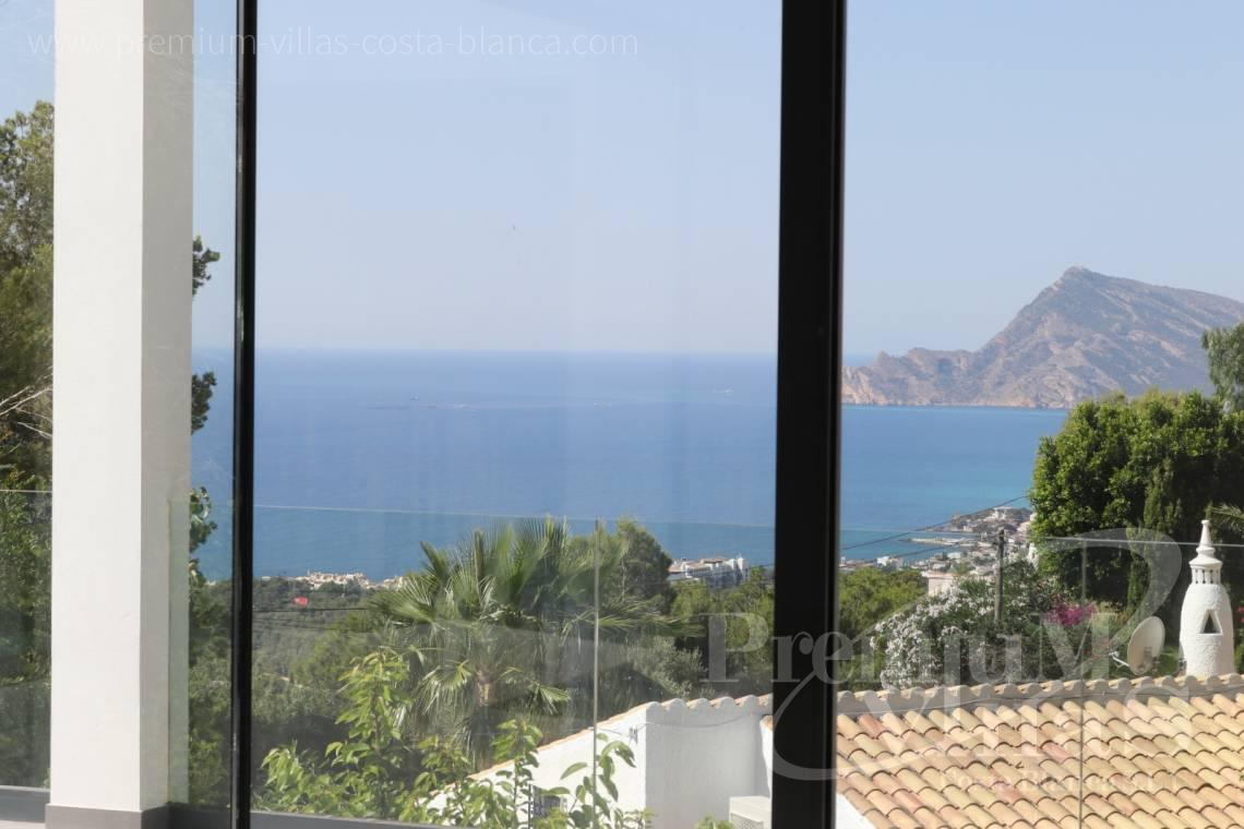 Villas for sale with sea views in Altea - C2066 - Modern and luxurious villa in Altea 2
