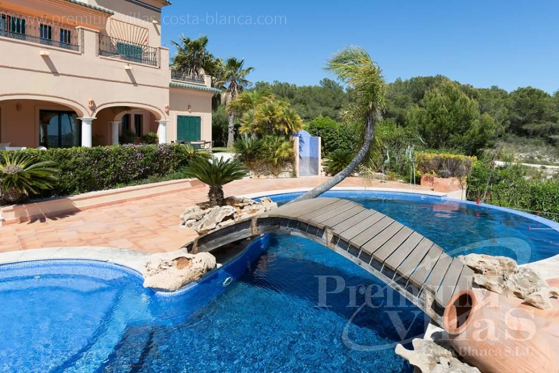 buy villa house Costa Blanca Spain - C2196 - Javea: Wonderful villa in a privileged location with unbeatable sea views 27