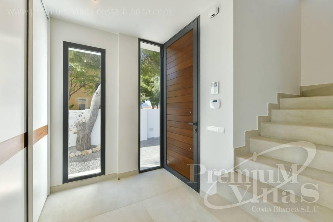 - C2368 - Modern villa with sea views in Calpe 21