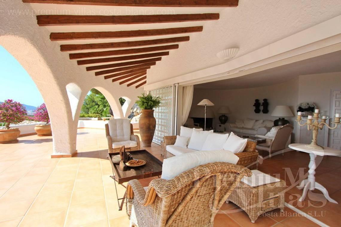 C2012 - Villa with magnificent sea views and 100% privacy 5