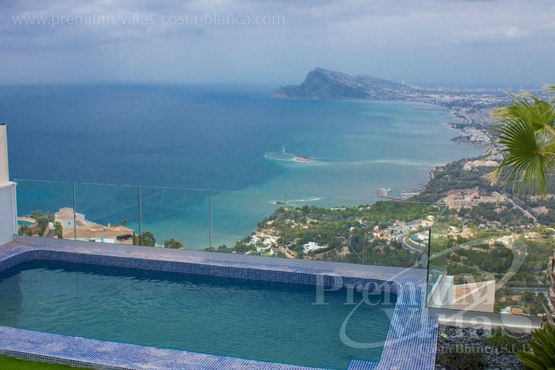 property for sale Altea Hills - C2189 - Single family homes in Altea Hills with stunning sea views 1