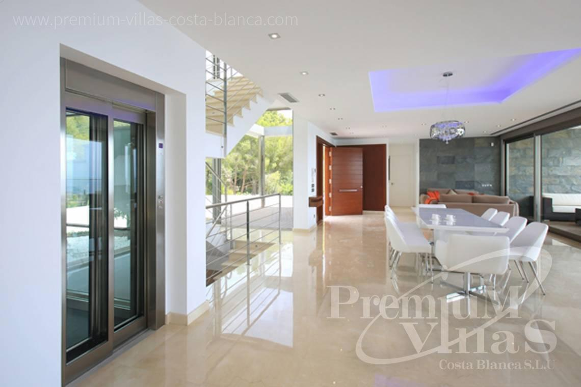 - C1531 - Sea front villa in Altea! A unique luxury villa at the Costa Blanca 7