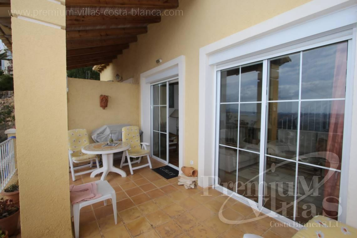 - C2086 - Cosy townhouse with wonderful sea views in the Sierra of Altea 18