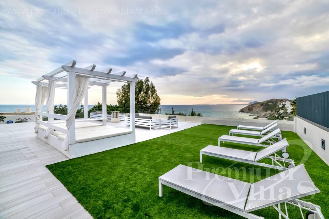 Luxury mansion with sea views on the Costa Blanca - C2244 - Luxury mansion in the urbanization Montíboli in Villajoyosa 28