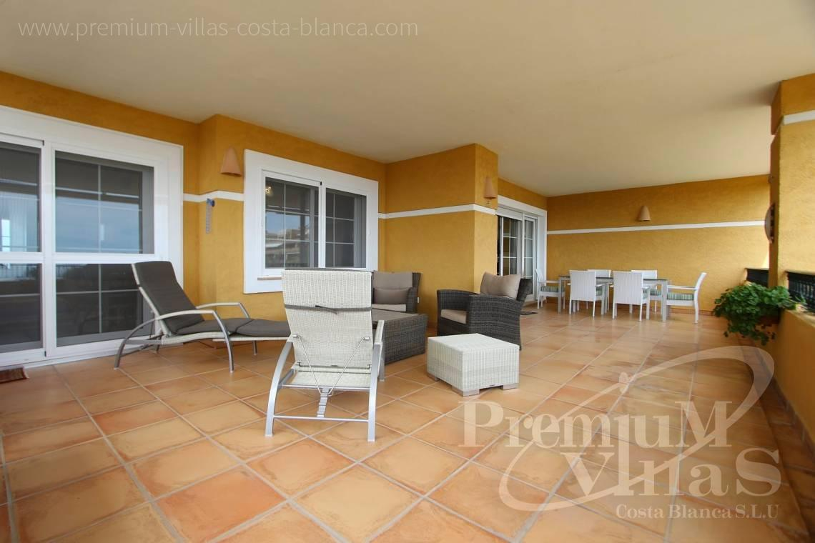 - A0546 - Luxury apartment in Residential Ducado Real with stunning sea views in Altea Hills 23