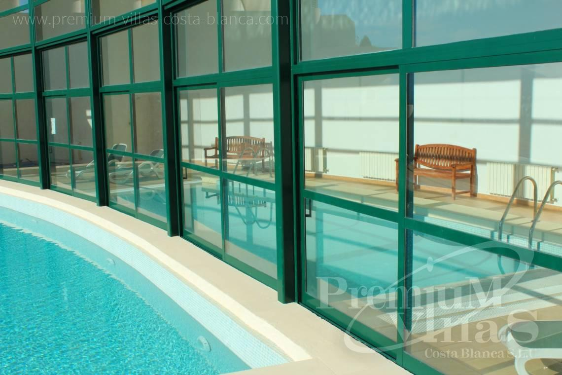 - A0563 - Opportunity! Penthouse in Altea Hills with 100m² terraces and a perfect sea view 15