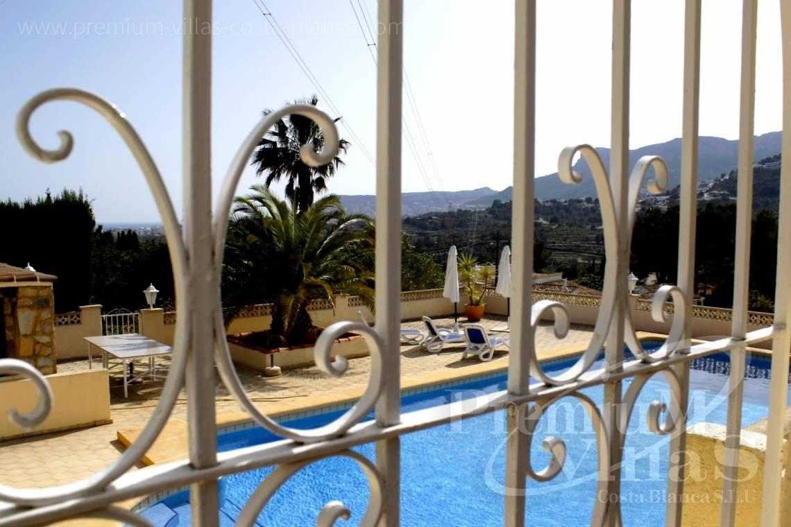 - C2153 - Villa in Calpe with guest apartment and wonderful views 30