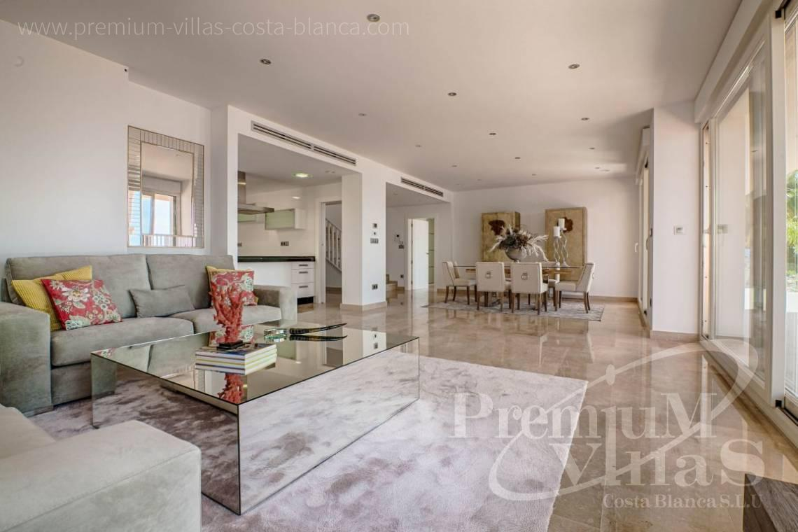 - C1637 - Modern luxury villa in Moraira with nice sea views 4