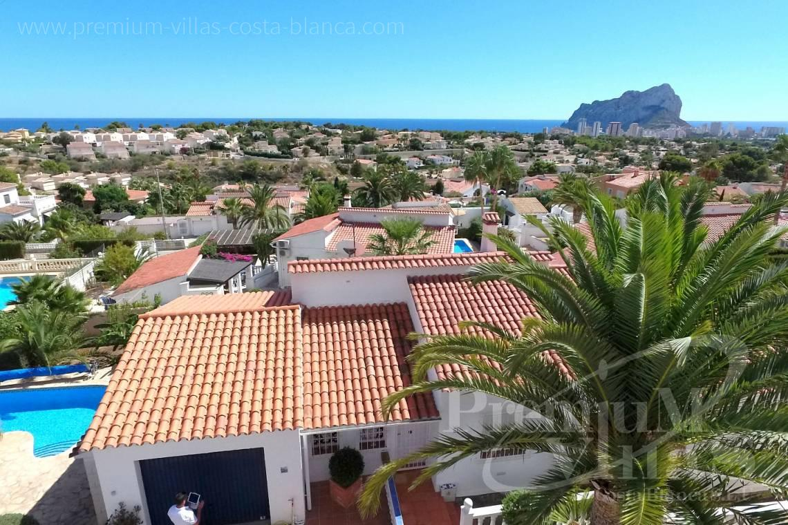 - C1983 - Charming villa with nice seaviews and guest apartment in Calpe  4
