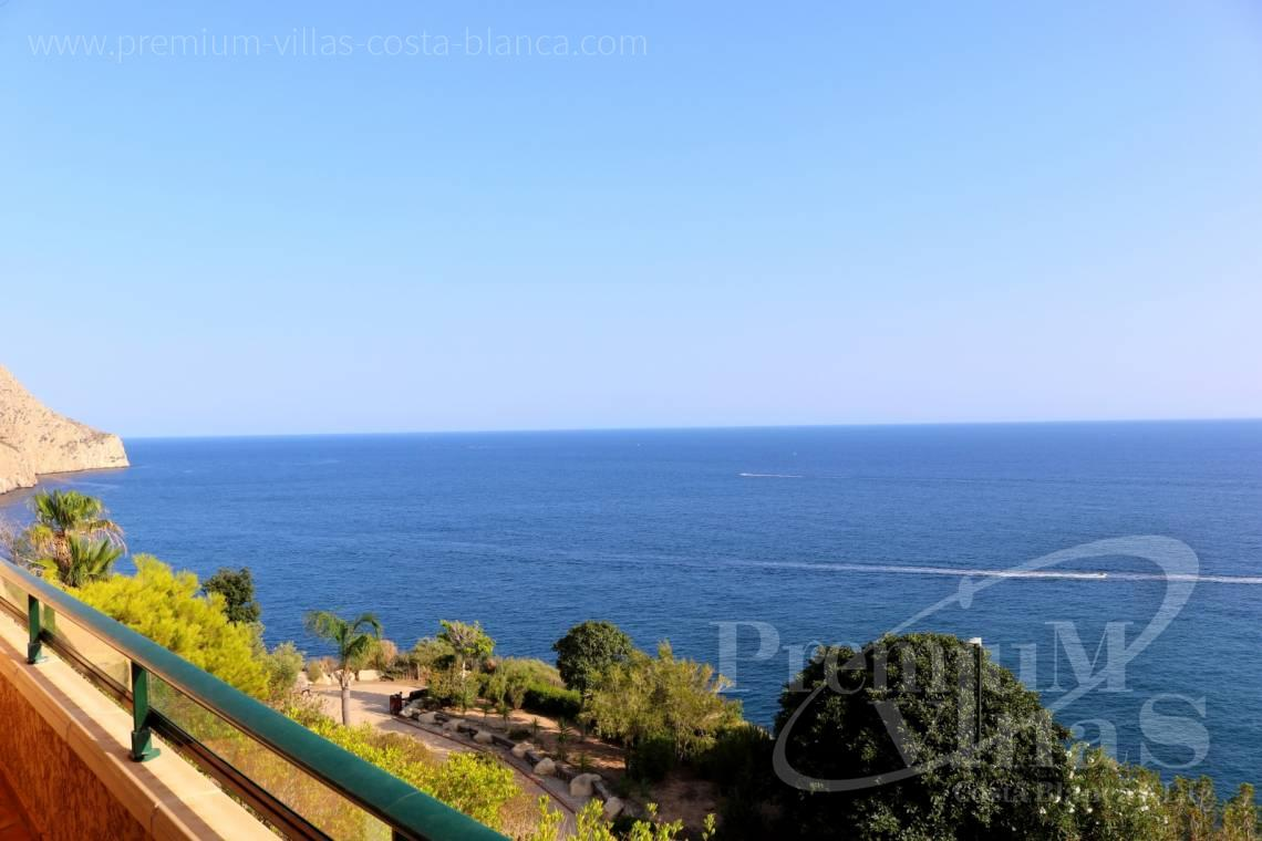 buy apartment  Altea Costa Blanca Spain - A0584 - Apartment at the see front, close to all amenities in Altea 4