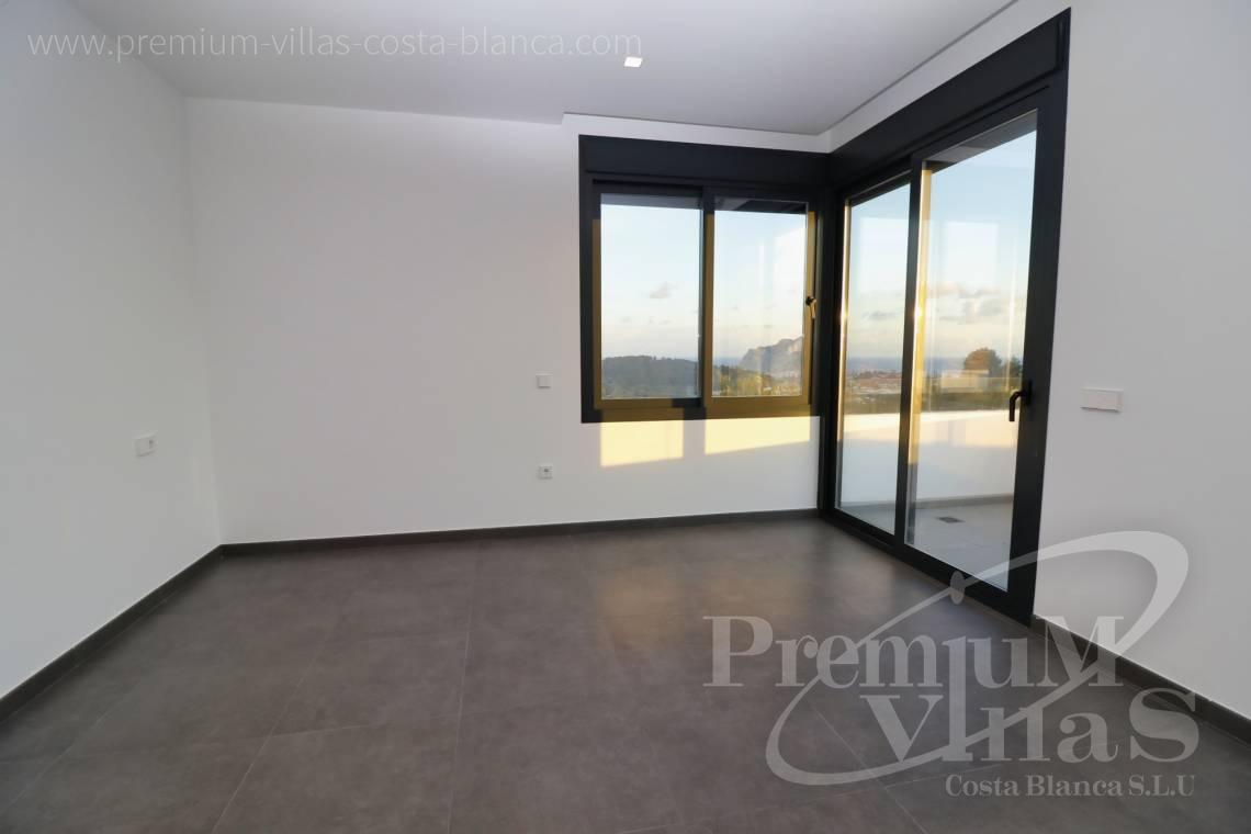 - C2042 - Modern villa for sale in Calpe with nice sea views 11