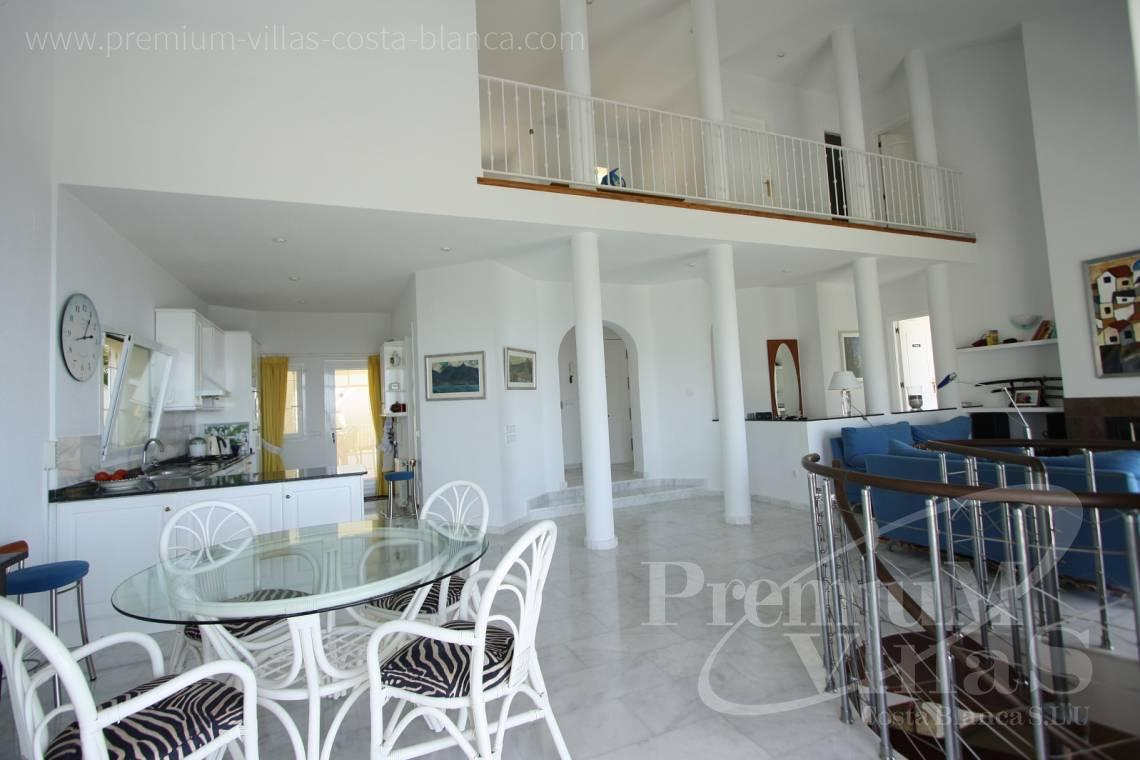- C1198 - Altea Hills! Spacious villa with very nice sea views towards the coast 11