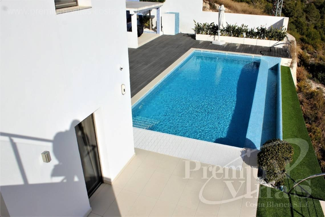 - C2142 - Modern villa with fabulous views and heated pool 28