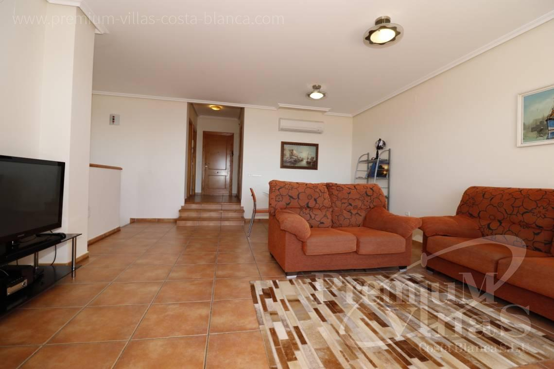 - C2224 - Bungalow in Mascarat near the beach, with spectacular views of the bay of Altea 11