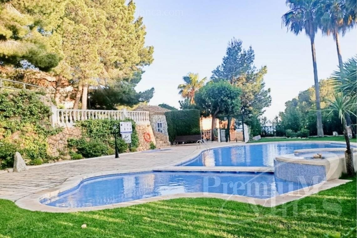 - C2438 - Semi-detached house with private pool in Altea Hills 25
